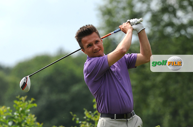 James Wiltshire of England during the Second Round of The Brabazon Trophy 2015 at Notts Golf Club, Nottingham, England. Picture: Golffile   Richard Martin-Roberts<br /> All photo usage must carry mandatory copyright credit (&copy; Golffile   Richard Martin- Roberts)