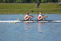 Race: 3  Event: J18 2x  Time Trial<br /> <br /> Junior Sculling Regatta 2018<br /> <br /> To purchase this photo, or to see pricing information for Prints and Downloads, click the blue 'Add to Cart' button at the top-right of the page.