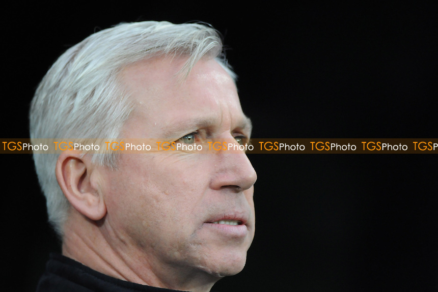 Newcastle United manager Alan Pardew - Newcastle United vs Sunderland AFC - Barclays Premier League Football at St James Park, Newcastle upon Tyne - 21/12/14 - MANDATORY CREDIT: Steven White/TGSPHOTO - Self billing applies where appropriate - contact@tgsphoto.co.uk - NO UNPAID USE