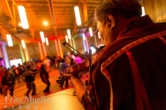 Adaka Cultural Festival 2016, Whitehorse, Yukon, Canada, Yukon First Nation Culture and Tourism Association, Kwanlin Dun Cultural Centre, jigging