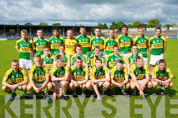 KERRY 2-12 TIPPERARY 0-8.Cusack Park, Ennis, in the Munster Minor Football Championship replay