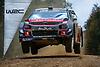 Craig BREEN (IRE)-Scott MARTIN (GBR), CITROEN C3 WRC #11, AUSTRALIA RALLY  2018