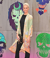 Poppy Delevingne at the &quot;Suicide Squad&quot; European film premiere, Odeon Leicester Square cinema, Leicester Square, London, England, UK, on Wednesday 03 August 2016.<br /> CAP/CAN<br /> &copy;CAN/Capital Pictures /MediaPunch ***NORTH AND SOUTH AMERICAS ONLY***