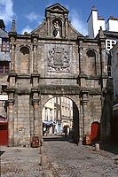 Europe/France/Bretagne/56/Morbilhan/Vannes: Porte Saint-Vincent sur la Place Gambetta