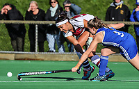 North Harbour v Auckland women. National Hockey League, Day One action, National Hockey Stadium, Wellington, New Zealand. Saturday 15 September 2018. Photo: Simon Watts/www.bwmedia.co.nz/Hockey NZ