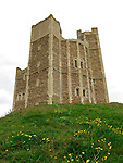 Orford Castle, Orford, Suffolk, UK