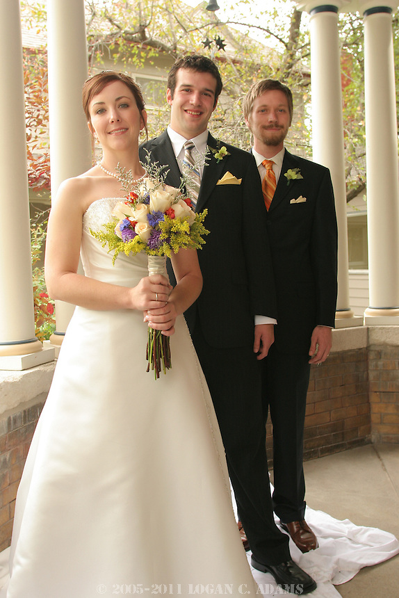 The marriage of Amy Corrinne Grieshaber to Elijah George Nelson was October 1, 2005 in Manhattan, KS.