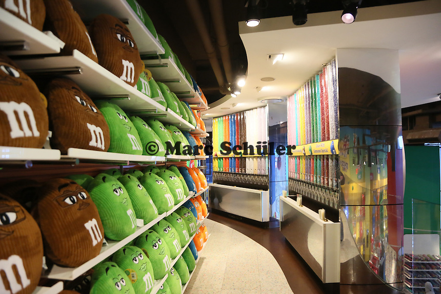 M&M's World am Times Square