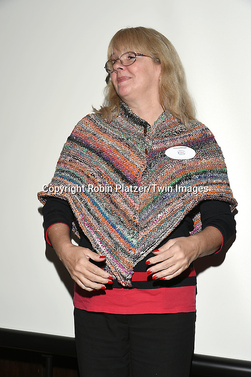Victoria Metzger, Contestant in the competion attend the Big Apple Knitters Guild 25th Annual Luncheon Gala on September 24, 2016 at Kellari Taverna in New York City, New York, USA. <br /> <br /> photo by Robin Platzer/Twin Images<br />  <br /> phone number 212-935-0770