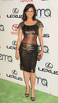 BURBANK, CA - SEPTEMBER 29: Carla Gugino arrives at the 2012 Environmental Media Awards at Warner Bros. Studios on September 29, 2012 in Burbank, California.