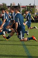 US Soccer Development Academy U-17/18, June 25, 2013