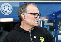 Leeds United's manager Marcelo Bielsa<br /> <br /> Photographer Andrew Kearns/CameraSport<br /> <br /> The Emirates FA Cup Third Round - Queens Park Rangers v Leeds United - Sunday 6th January 2019 - Loftus Road - London<br />  <br /> World Copyright &copy; 2019 CameraSport. All rights reserved. 43 Linden Ave. Countesthorpe. Leicester. England. LE8 5PG - Tel: +44 (0) 116 277 4147 - admin@camerasport.com - www.camerasport.com