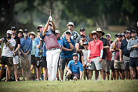 Marc Leishman (AUS) during the final round of the Australian PGA Championship, Royal Pines Resort Golf Course, Benowa, Queensland, Australia. 02/12/2018<br /> Picture: Golffile | Anthony Powter<br /> <br /> <br /> All photo usage must carry mandatory copyright credit (&copy; Golffile | Anthony Powter)Cameron Smith (AUS)