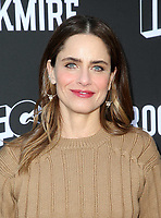 NORTH HOLLYWOOD, CA - MAY 15: Amanda Peet, at IFC Hosts &quot;Brockmire&quot; And &quot;Portlandia&quot; EMMY FYC event at Saban Media Center at the Television Academy, Wolf Theatre in North Hollywood, California on May 15, 2018. <br /> CAP/MPIFM<br /> &copy;MPIFM/Capital Pictures