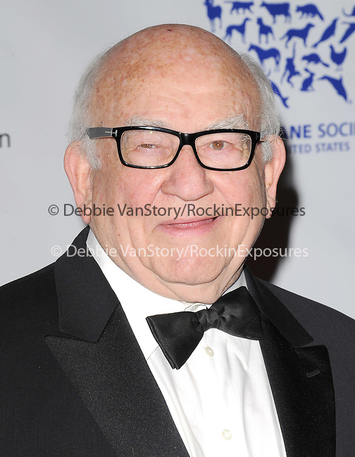 Ed Asner at The Humane Society of The United States celebration of The 25th Anniversary Genesis Awards in Beverly Hills, California on March 19,2011                                                                               © 2010 Hollywood Press Agency
