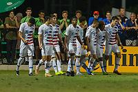 USMNT U-17 vs Brazil, December 2, 2018