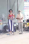 Havana to Harlem Rumba Performance Held Outside of the  Hospital Mural Pavilion 2019