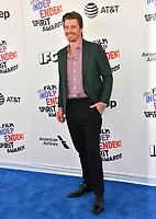 Garrett Hedlund at the 2018 Film Independent Spirit Awards on the beach in Santa Monica, USA 03 March 2018<br /> Picture: Paul Smith/Featureflash/SilverHub 0208 004 5359 sales@silverhubmedia.com