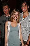 "Todd Rotondi - Marnie Schulenburg - Ben Levin ""Gabriel"" at Trent Dawson's 6th Annual Martinis With Henry on April 17, 2010 at Latitude, New York City, New York. (Photo by Sue Coflin/Max Photos)"