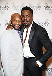 Forrest McClendon and Colman Domingo attends the Vineyard Theatre Gala honoring Colman Domingo at the Edison Ballroom on May 06, 2019 in New York City.