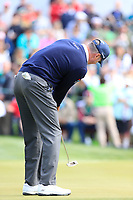Matt Kucher (USA) on the 2nd during the 3rd round of the Waste Management Phoenix Open, TPC Scottsdale, Scottsdale, Arisona, USA. 02/02/2019.<br /> Picture Fran Caffrey / Golffile.ie<br /> <br /> All photo usage must carry mandatory copyright credit (© Golffile | Fran Caffrey)