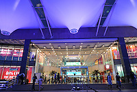 Express Avenue shopping mall in Madras, India