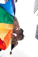SÃO PAULO-SP-16.11.2014-ATO PÚBLICO/REVOLTA DA LÂMPADA- Manifestantes durante o ato Revolta da Lâmpada pela libertação de todos os corpos.Na Avenida Paulista;região centro sul da cidade de São Paulo na tarde desse domingo,16.(Foto:Kevin David/Brazil Photo Press)