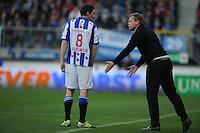 VOETBAL: ABE LENSTRA STADION: HEERENVEEN: 05-04-2014, SC Heerenveen - PSV uitslag 3- 0, ©foto Martin de Jong