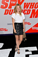 Sugar Lyn Beard at the world premiere for &quot;The Spy Who Dumped Me&quot; at the Fox Village Theatre, Los Angeles, USA 25 July 2018<br /> Picture: Paul Smith/Featureflash/SilverHub 0208 004 5359 sales@silverhubmedia.com
