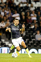 Bristol Rovers' Liam Sercombe in action during the Carabao Cup match between Fulham and Bristol Rovers at Craven Cottage, London, England on 22 August 2017. Photo by Carlton Myrie.