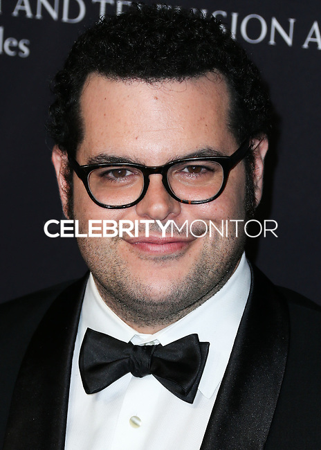 BEVERLY HILLS, CA, USA - OCTOBER 30: Josh Gad arrives at the 2014 BAFTA Los Angeles Jaguar Britannia Awards Presented By BBC America And United Airlines held at The Beverly Hilton Hotel on October 30, 2014 in Beverly Hills, California, United States. (Photo by Xavier Collin/Celebrity Monitor)