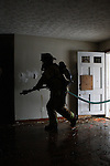 Structure Training Fire Saturday Feb. 5th, 2011 Hamilton Rd