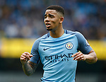 Gabriel Jesus of Manchester City  during the English Premier League match at the Etihad Stadium, Manchester. Picture date: May 6th 2017. Pic credit should read: Simon Bellis/Sportimage