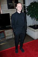 LOS ANGELES - JAN 11:  Bartosz Bielenia at the 2020 Los Angeles Critics Association (LAFCA) Awards Ceremony - Arrivals at the InterContinental Hotel on January 11, 2020 in Century City, CA