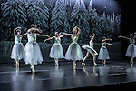 Cary Ballet, A Very Cary Christmas, Space & Tech Rehearsal, Cary Arts Center, Cary, North Carolina, 17 Dec 2014.