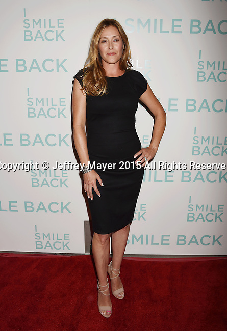 HOLLYWOOD, CA - OCTOBER 21: Writer Paige Dylan arrives at the premiere of Broad Green Pictures' 'I Smile Back' at ArcLight Cinemas on October 21, 2015 in Hollywood, California.
