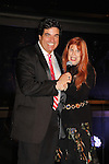 Dale Badway & Jane Elissa - Broadway and Daytime Stars head The Jane Elissa Extravaganza - an intimate evening with a cocktail reception and musical performances - to benefit Leukemia/Lymphoma Research on October 8, 2013 at the New Marriott Marquis at the Skylight Room, New York City, New York. (Photo by Sue Coflin/Max Photos)