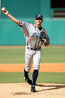 Josh Geer / Portland Beavers..Photo by:  Bill Mitchell/Four Seam Images