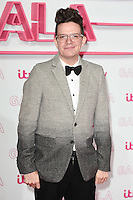 LONDON, UK. November 24, 2016: David Morgan at the 2016 ITV Gala at the London Palladium Theatre, London.<br /> Picture: Steve Vas/Featureflash/SilverHub 0208 004 5359/ 07711 972644 Editors@silverhubmedia.com