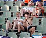 01.08.2019 Progres Niederkorn v Rangers: Rangers fans