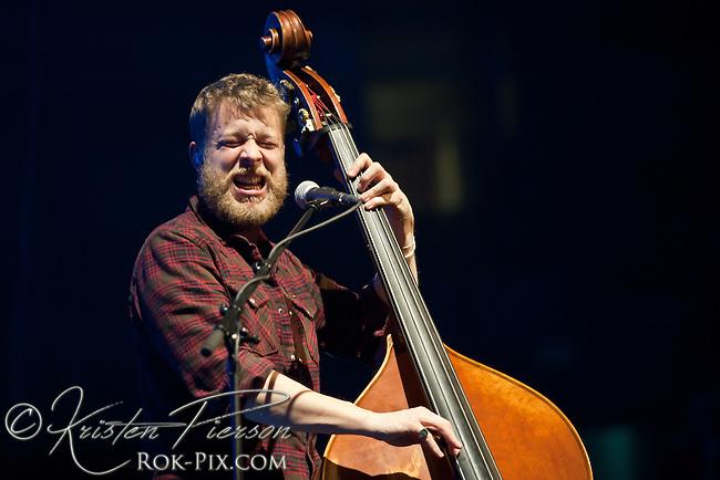 Mumford and Sons begin tour at TD Garden in Boston, Massachusetts