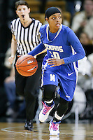 March 3, 2011: Memphis guard Bilqis Abdul-Qaadir (10) during first half womens Conference USA NCAA basketball game action between the Memphis Lady Tigers and the Central Florida Knights at the UCF Arena Orlando, Fl.