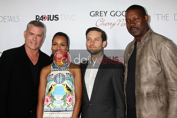 Ray Liotta, Kerri Washington, Tobey Maguire, Dennis Haysbert<br />