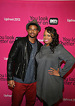 Kierra and JDrew Sheard of The Sheards Attend BET Networks 2013 Upfront Presentation for BET and CENTRIC Held at Jazz at Lincoln Center Frederick P Rose Hall, NY 4/16/13