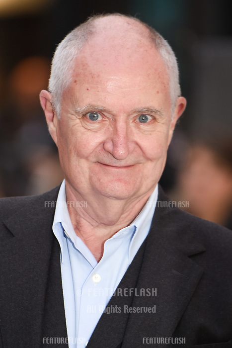 "LONDON, UK. September 12, 2018: Jim Broadbent at the World Premiere of ""King of Thieves"" at the Vue Cinema, Leicester Square, London.<br /> Picture: Steve Vas/Featureflash"