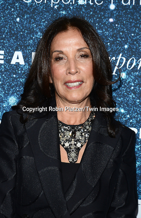 Olivia Harrison attends the Stella McCartney Honored by Lincoln Center at Gala on November 13, 2014 at Alice Tully Hall in New York City, USA. She was given the Women's Leadership Award which was presented bythe LIncoln Center for the Performing Arts' Corporate Fund.<br /> <br /> photo by Robin Platzer/Twin Images<br />  <br /> phone number 212-935-0770