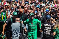 PORTO ALEGRE, 10.11.2018 - AUTOMOBILISMO-RS - Rubens Barrichello ex-piloto de F1 e atual piloto da Stock Car durante a Heineken F1 Experience em Porto Alegre neste sábado, 10.(Foto: Naian Meneghetti/Brazil Photo Press)