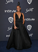 05 January 2020 - Beverly Hills, California - Mara Brock Akil. 21st Annual InStyle and Warner Bros. Golden Globes After Party held at Beverly Hilton Hotel. Photo Credit: Birdie Thompson/AdMedia