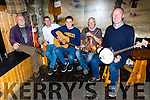 Castleisland musicians John Reidy, Jerome Hartnett, Conor O'Mahony, Charlie Nelligan and Cormac O'Mahony are all set for the 24th annual Patrick O'Keeffe Traditional festival this weekend