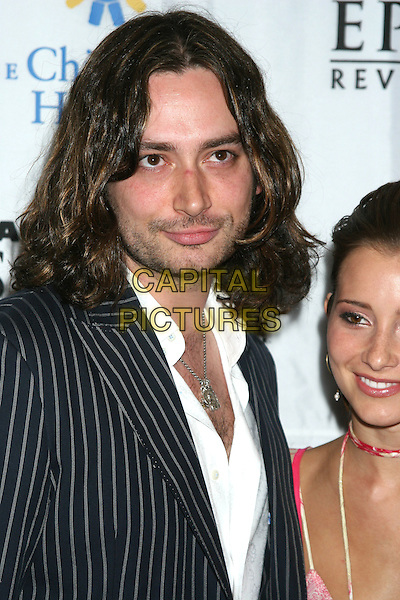 "CONSTANTINE MAROULIS.""Star Wars: Episode III: Revenge Of The Sith"" New York City Benefit Premiere - Inside Arrivals .Ziegfeld Theater, New York City, USA, May 12th 2005..portrait headshot.Ref: IW.www.capitalpictures.com.sales@capitalpictures.com.©Ian Wilson/Capital Pictures."
